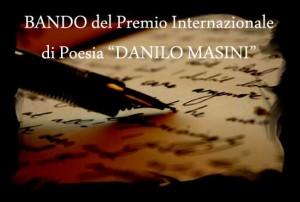 Bando Premio Poesia Danilo Masini
